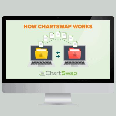 How Chartswap works video