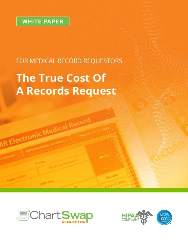True Cost Of Medical Records Request