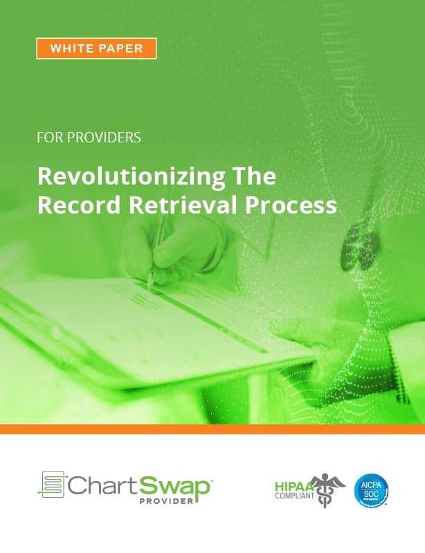 Medical Records Provider White Paper