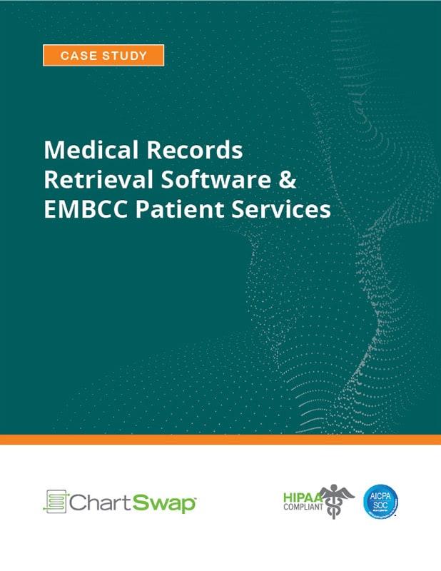 ChartSwap EMBCC Case Study